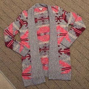 GUC Lucky Brand Cardigan Sweater. Size XL